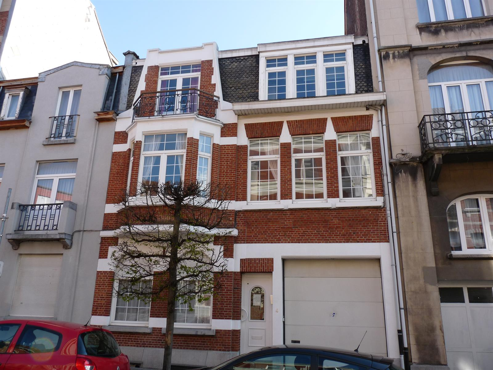 Immeuble à appartements - Anderlecht - #3891595-0